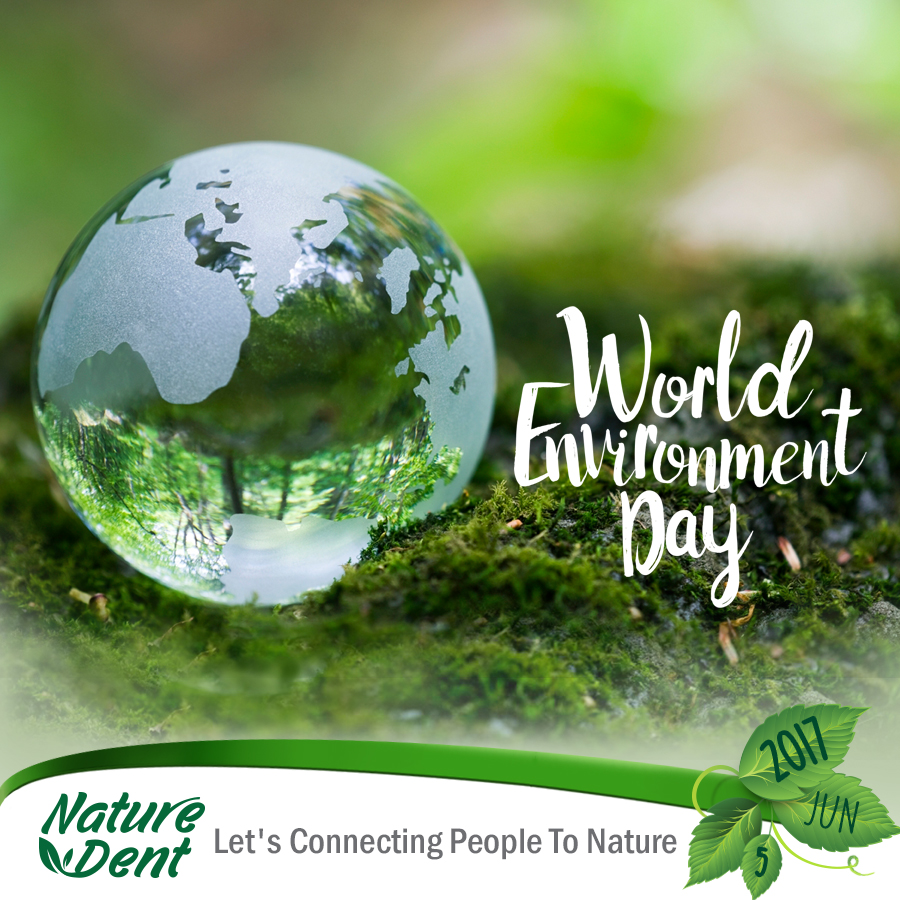 Happy World Environment Day 2017
