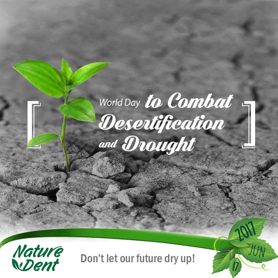 World day to combat desertification and drought 2017