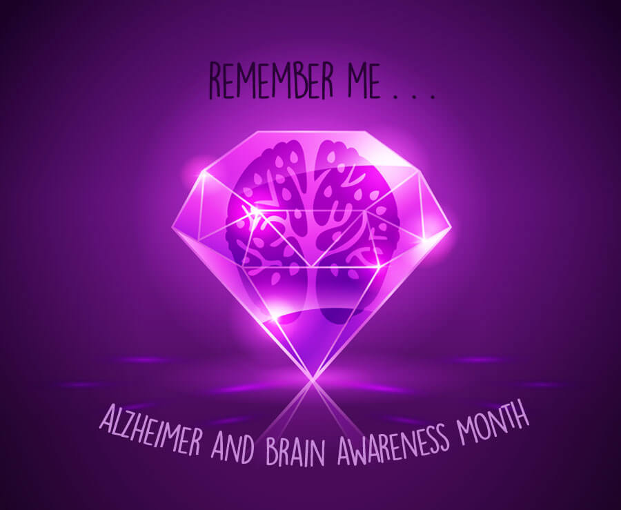 Alzheimer and brain awareness month 2017