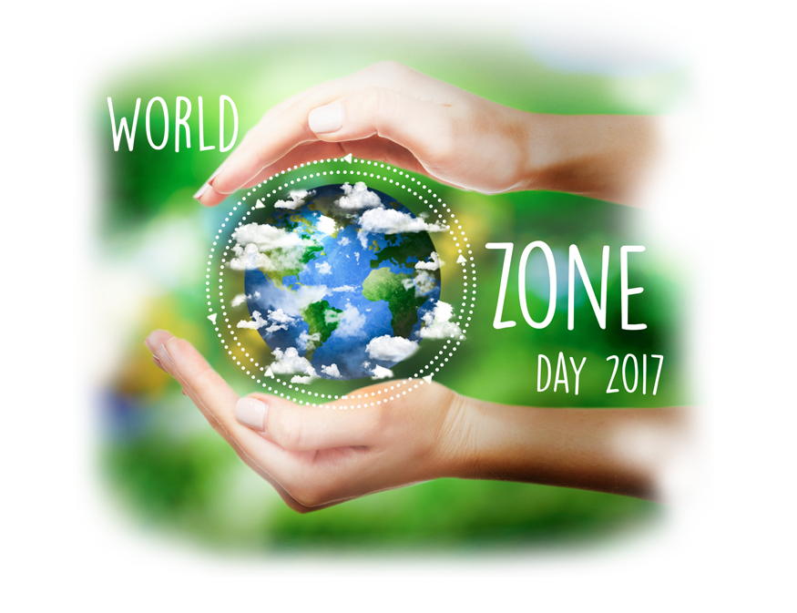 world ozone day news